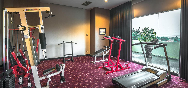 Gym Center The 1o1 Malang Oj